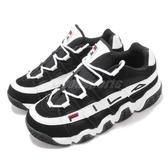 Fila 休閒鞋 Barricade XT 97 Low 黑 白 女鞋 韓系 老爹鞋 運動鞋 【PUMP306】 4B507T001