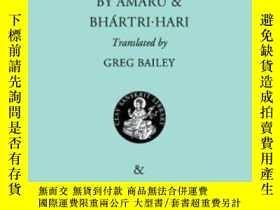 二手書博民逛書店Love罕見Lyrics (clay Sanskrit Library)Y364682 Amaru Nyu P