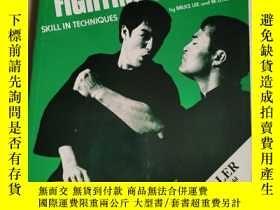 二手書博民逛書店Bruce罕見Lee s Fighting MethodY180