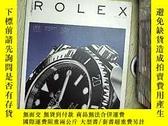 二手書博民逛書店THE罕見ROLEX MAGAZINE 06Y203004
