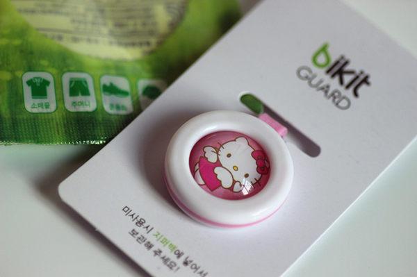 Star - 其他類  - 韓國原裝進口 Bikit Guard 精油驅蚊防蚊扣 孕婦寶寶皆可使用