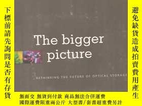 二手書博民逛書店the罕見bigger picture 附DVD 1張Y24040 TOOLEX TOOLEX 出版1999