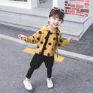 女童裝 女寶寶春裝女童衛衣2019新款2...
