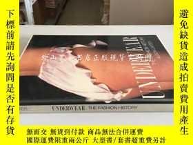 二手書博民逛書店underwear:the罕見fashion history(內衣時尚史)Y16719 Alison cart