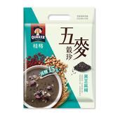 桂格五麥穀珍黑芝麻糊30Gx10【愛買】