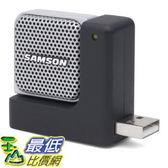 [104美國直購] Samson Go Mic Direct - Portable USB Microphone PC/MAC 電腦專用話筒 麥克風