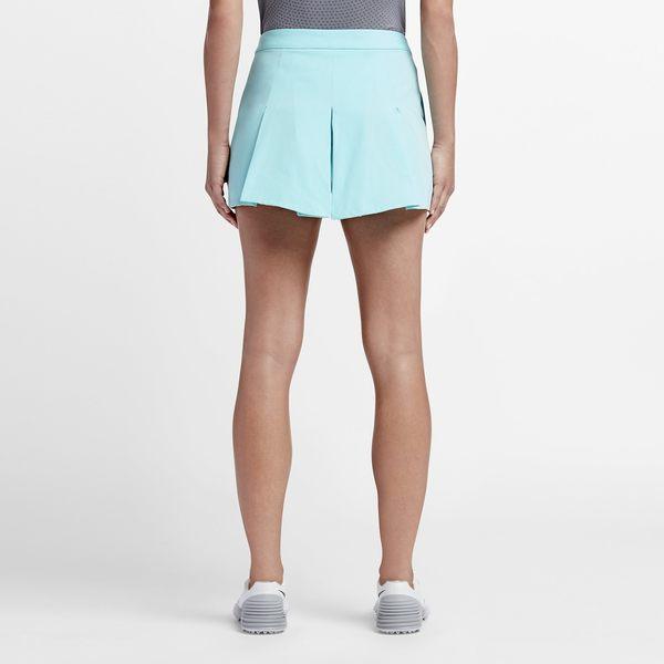 NIKE MAJORS PLEATED 高爾夫運動短褲裙(藍)803090-466