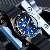 SEIKO 世界第一日本精工 PROSPEX 玩家經典矽膠潛水機械錶 水鬼錶 SBDC053_M