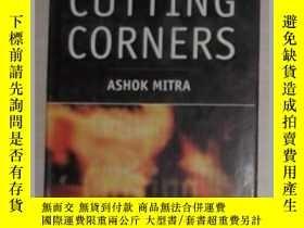二手書博民逛書店英文原版罕見Cuttings Corners by Ashok.