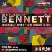 【停看聽音響唱片】【SACD】班奈特:管弦樂作品第二集