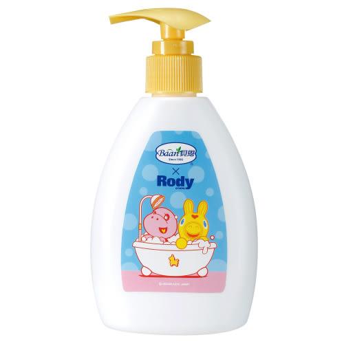 Baan貝恩 x Rody甜心三效洗髮沐浴乳200ml
