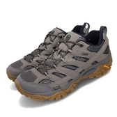 Merrell 戶外鞋 Moab 2 GTX 灰 藍 男鞋 運動鞋 Gore-Tex 防水 【ACS】 ML99765