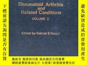 二手書博民逛書店Annual罕見Research Review: Rheumatoid Arthritis and Related