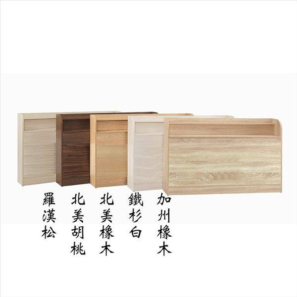 【石川家居】Ishikawa系統板材 LU-450 雙人5尺上掀式床頭箱 五色 台北到高雄搭配車趟免運/滿三千搭