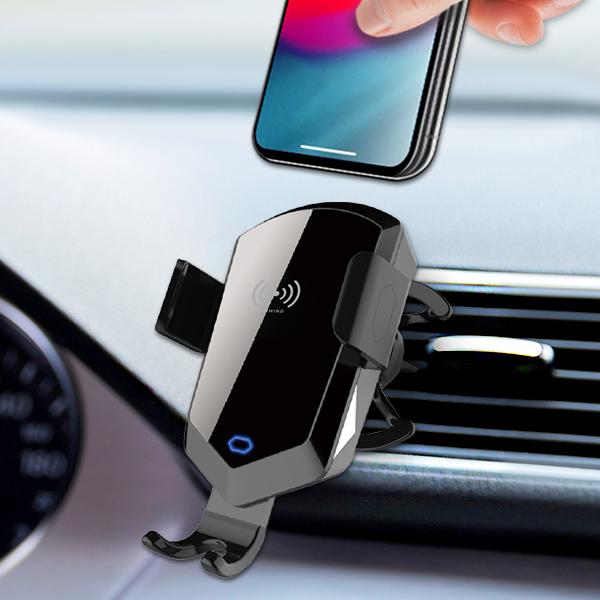 一年保固! 智慧感應 無線充電 車用 支架 汽車 手機 架 智能 導航 自動 WUMING 『無名』 P10134