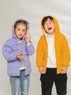 兒童棉服 兒童棉服2020新款男童棉衣洋氣女童寶寶冬裝輕薄棉襖秋冬外套【全館免運】