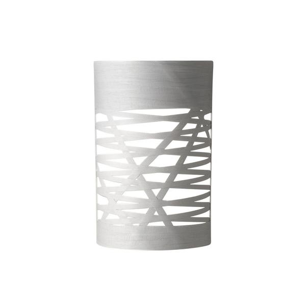 義大利 Foscarini Tress Piccola Parete Wall Lamp H40cm 崔斯系列 壁燈 小尺寸(白色款)