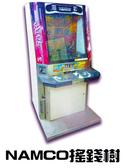 NAMCO 搖錢樹 推金幣 日本大型推幣機 推幣機 博藝遊戲 拉斯維加斯風格 活動短期租賃 陽昇國際