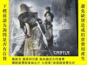 二手書博民逛書店Castle罕見(The Seventh Tower #2)Y2