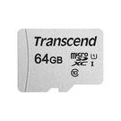 創見 64G microSDXC 300S 含轉卡(C10/U1)