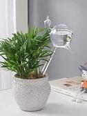 滴水器透明玻璃盆栽澆水器自動滴灌澆花器懶人【探索者】