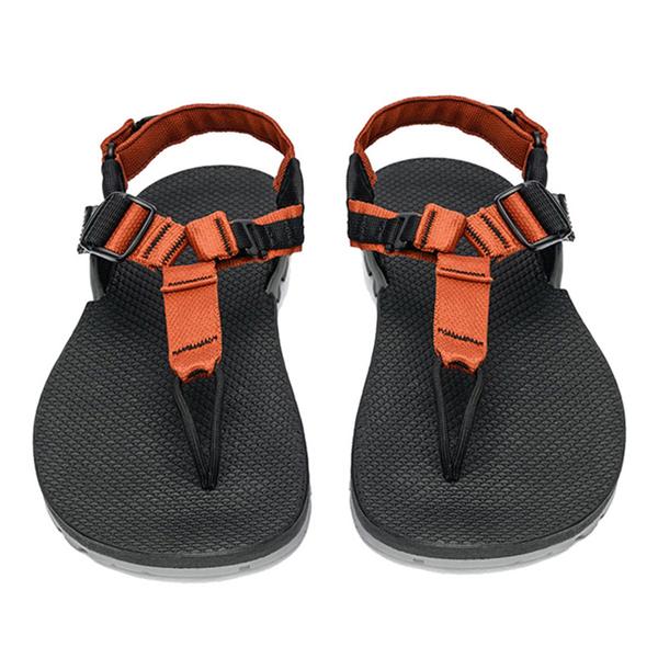 【BEDROCK】CAIRN PRO II 越野運動夾腳涼鞋『紅銅』CAIRNPRO 戶外.旅遊.健行.水陸鞋.綁帶涼鞋