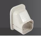 ADT-120  管道通牆蓋 冷氣安裝 管槽 空調配管裝飾罩