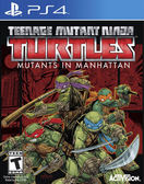 PS4 Teenage Mutant Ninja Turtles Mutants in Manhattan 忍者龜:曼哈頓突變體(美版代購)