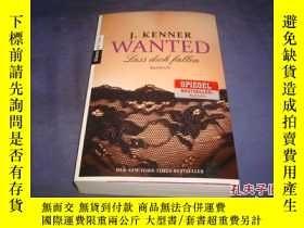 二手書博民逛書店Wanted罕見03. Lass dichfallenY14635 請看圖參考 請看圖參考 ISBN:9783