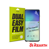 Rearth 三星 Galaxy S10 滿版抗衝擊螢幕保護貼(兩片裝)