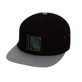 Hurley M SEAPOINT HAT BLACK 棒球帽(男女)
