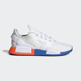 Adidas Nmdr1.v2 [FX3949] 男女鞋 運動 休閒 緩震 襪套 愛迪達 三葉草 經典 流行 穿搭 白
