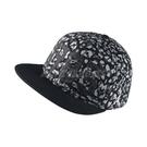 Nike 帽子 Jordan Ele Camo Snapback 1985 迷彩 爆裂文 黑白灰 棒球帽 男女款 【ACS】 707250-010