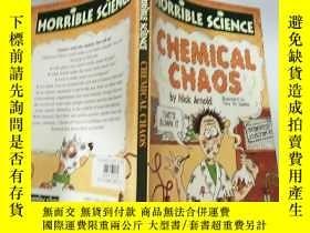 二手書博民逛書店chemical罕見chaos : 化學混沌...Y200392
