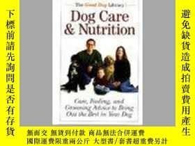 二手書博民逛書店Dog罕見Care and Nutrition (Care, Feeding and Grooming Advic