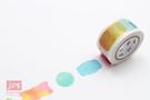 日本MT和紙膠帶 水彩標籤 MTEX1P116 (2016春夏款)