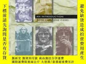 二手書博民逛書店Criminal罕見Law Today: An Introduction With Capstone Cases-