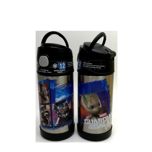 美國 THERMOS 不銹鋼保溫瓶 保溫水杯 保溫水壺 兒童水杯-有提把(星際特攻隊)-超級BABY☆