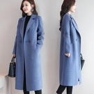 羊絨大衣女中長款韓版秋冬高端羊毛呢外套女裝 - 風尚3C
