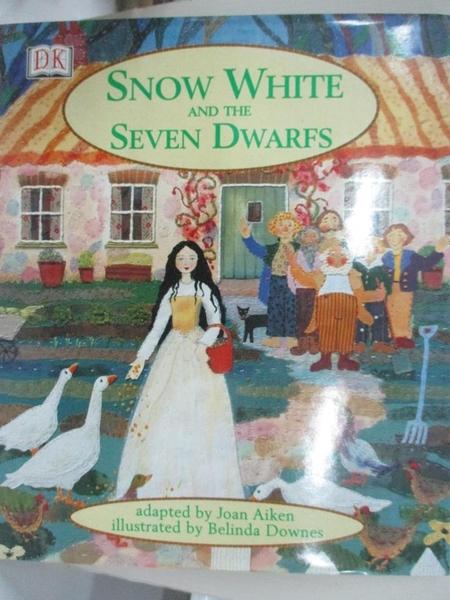 【書寶二手書T9/少年童書_D49】Snow White and the Seven Dwarfs_Joan Aiken