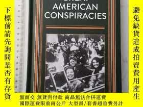 二手書博民逛書店Great罕見American Conspiracies 精裝Y385290 Publications In