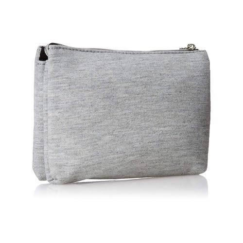 SNOOPY棉布雙層刺繡化妝包/收納包(打字機)★funbox★Marimo_FT33232