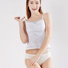 一王美 台灣製舒適吸溼排汗蕾絲點點長版女胸衣 4件