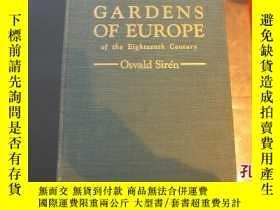 二手書博民逛書店【罕見、包 、1-3天收到】China and Gardens