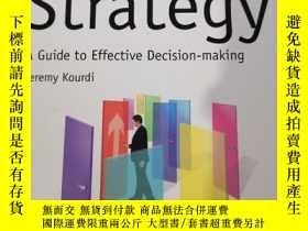 二手書博民逛書店Business罕見Strategy:A Guide to Effective Decision-Making (