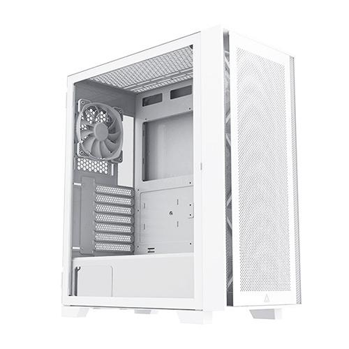 MONTECH 君主電競 AIR 1000 LITE版本 電腦機殼 白色