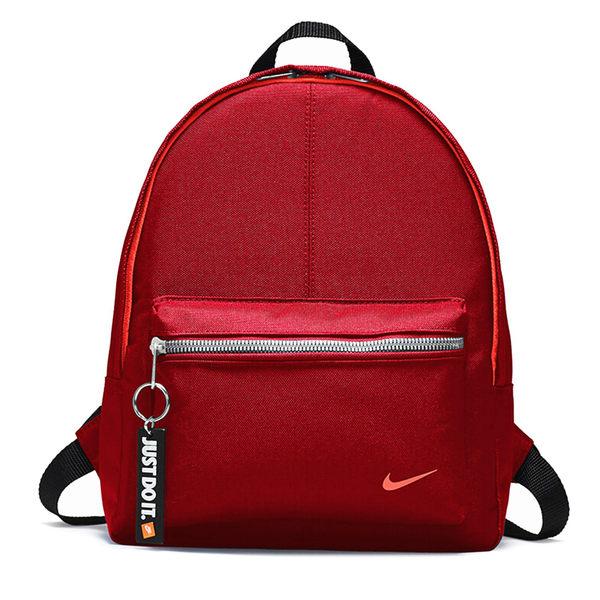 Nike JDI 紅 經典後背包 兒童 男 女 雙肩包 休閒 運動 Just Do It 背包 BA4606-688