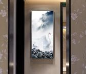 客廳臥室玄關裝飾豎版單幅風景掛畫EY1511『M&G大尺碼』