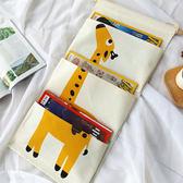 動物掛袋墻掛式收納掛袋多色可愛書袋整理
