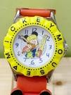 【震撼精品百貨】米奇/米妮_Micky Mouse~日本迪士尼米奇運動手錶/手錶-紅黃#33588
